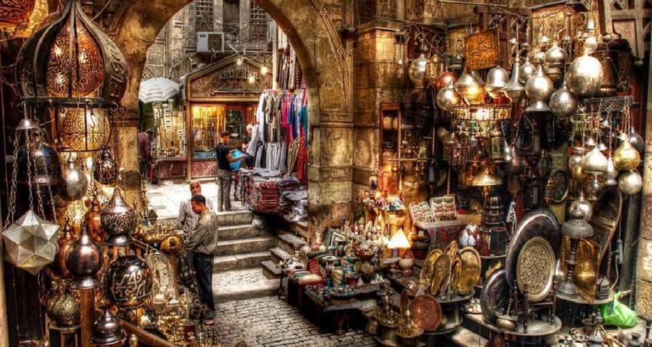 Kairo resor från Hurghada