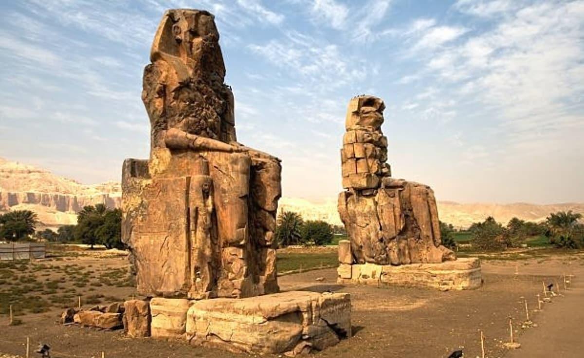 Colossi Of Memmnon