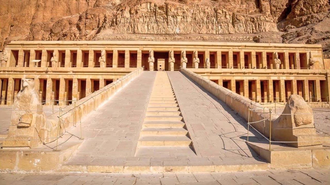 Queen Hatshipsut Temple